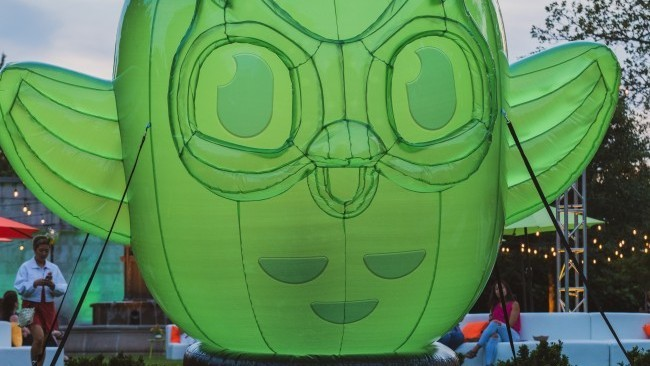 Inflatable Characters