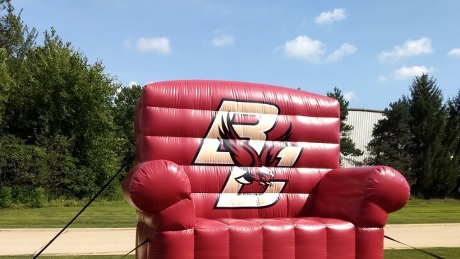 CUSTOM INFLATABLE CHAIRS